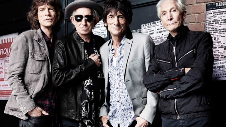 Rolling Stones Gather at Site of First Gig