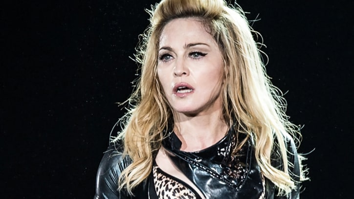 France's National Front Will Sue Madonna Over Nazi Imagery