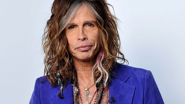 Steven Tyler on Aerosmith's New Album: 'It's the music that's keeping us alive'