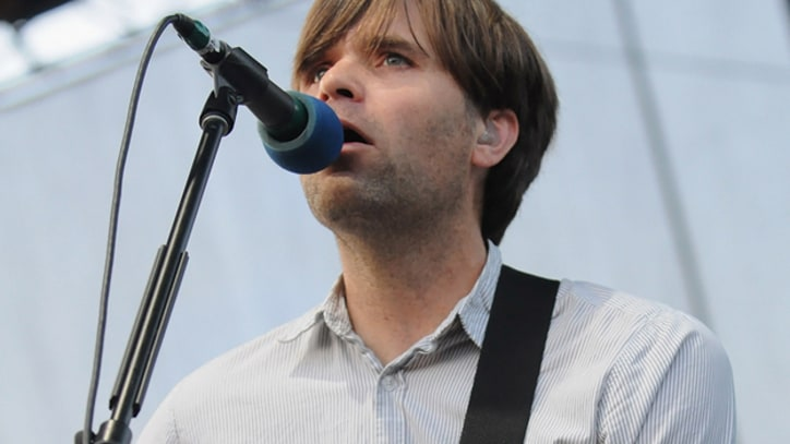 Death Cab's Ben Gibbard Announces First Solo Album