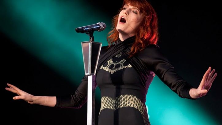 Florence Welch Talks Vocal Injury, Performs on 'Good Morning America'