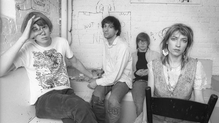 Sonic Youth Prepping Slew of Archival Releases
