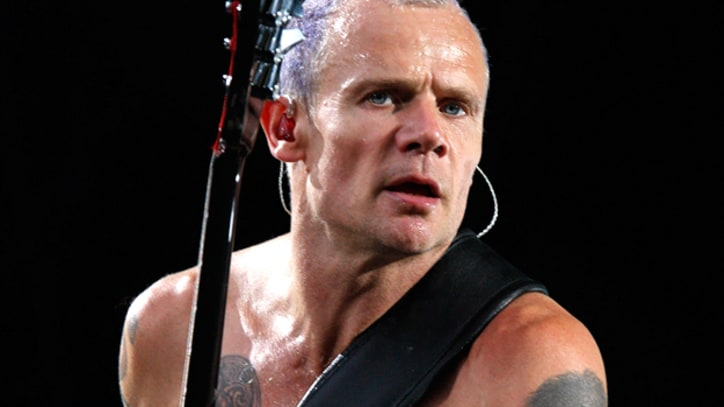 Flea Releasing Solo EP, 'Helen Burns'
