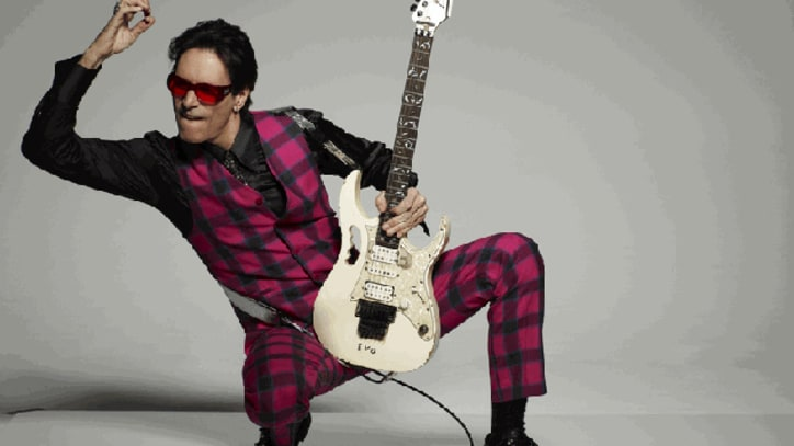 Song Premiere: Steve Vai, 'John the Revelator'