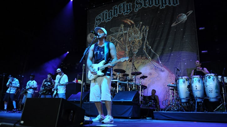 Slightly Stoopid Get Groovy on 'Top of the World'