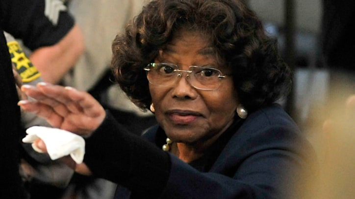 Missing Persons Report Filed for Katherine Jackson