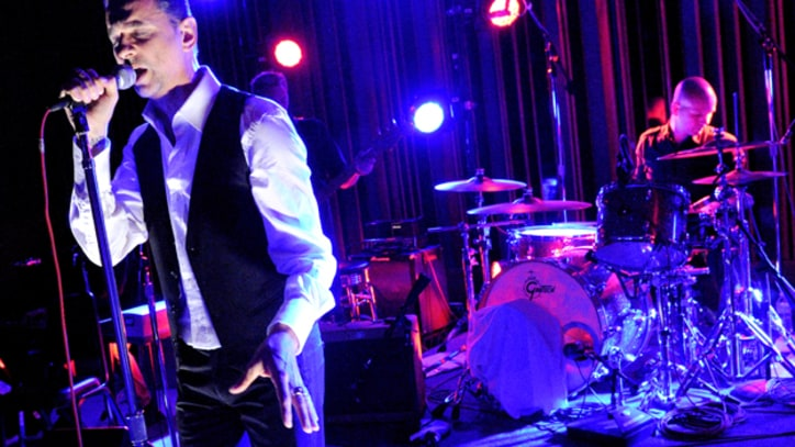 Dave Gahan Joins Soulsavers for L.A. Show