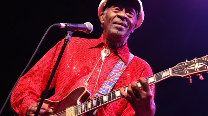 Rock and Roll Hall of Fame to Honor Chuck Berry With 2012 American Music Masters Series