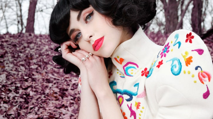 Song Premiere: Kimbra, 'Two Way Street (Damian Taylor Remix)'