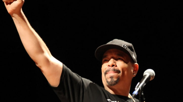 Ice-T Argues Against Gun Control