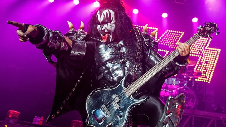 KISS Roar Back This Fall With 'Monster'