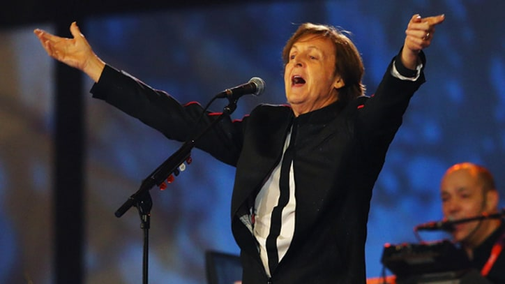 Paul McCartney Earned $1.57 for London Olympics Gig
