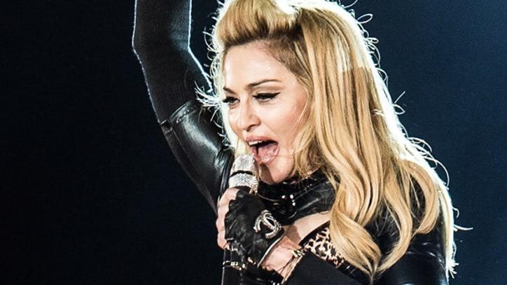 Madonna Rep Defends Short Paris Set