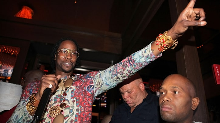 2 Chainz Throws Decadent Album Listening Party in New York