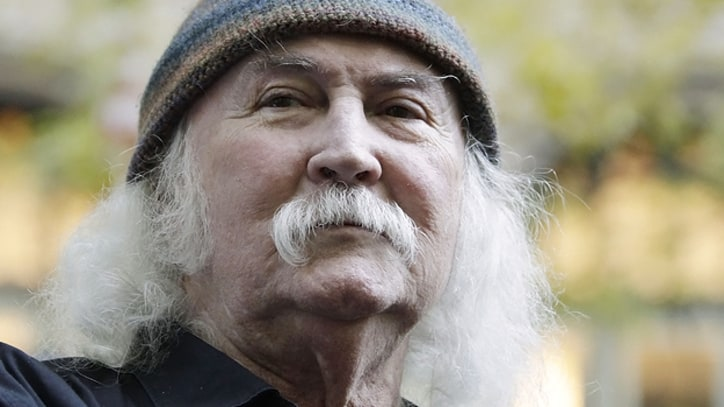 David Crosby Pens Poem for Jerry Garcia's 70th Birthday