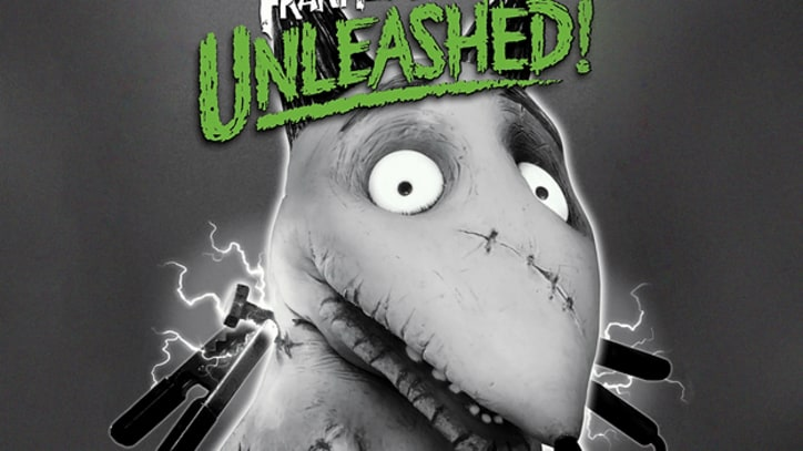 Album Art Exclusive: 'Frankenweenie Unleashed'