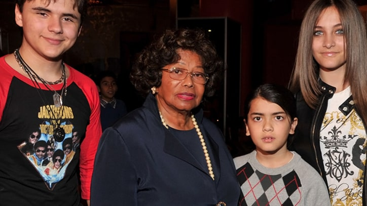 Update: Katherine Jackson Reinstated as Co-Guardian of Michael's Children