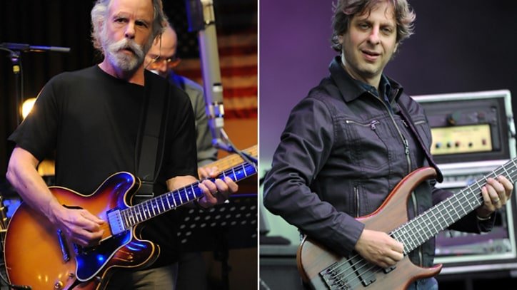 Grateful Dead, Phish, Vampire Weekend Members on Jerry Garcia Tribute