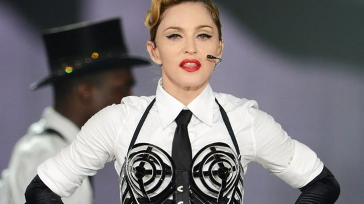 Madonna Displays Warsaw Uprising Footage in Response to Protest