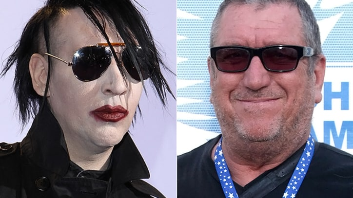 Marilyn Manson, Steve Jones Rock 'Californication' Season Finale Event