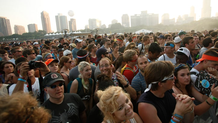 Lollapalooza Suspended Over Dangerous Weather