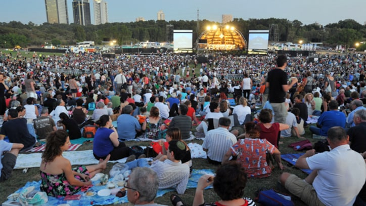 Lollapalooza Expands to Israel