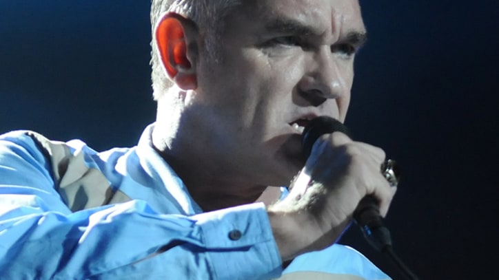 Morrissey Fumes Over 'Blustering Jingoism' of London Olympics