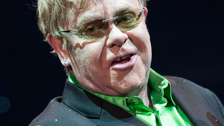 Elton John Elevates Madonna Feud: 'Her Career Is Over'