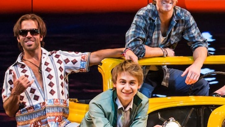 Beach Boys Musical to Close After Six Weeks in Las Vegas
