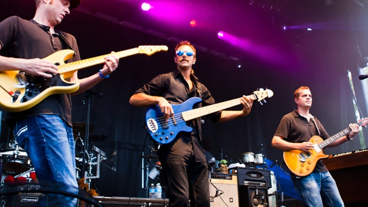 Umphrey's McGee Hit New York for Catalpa Festival