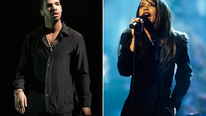 Drake Co-Producing Posthumous Aaliyah Album, Label Confirms