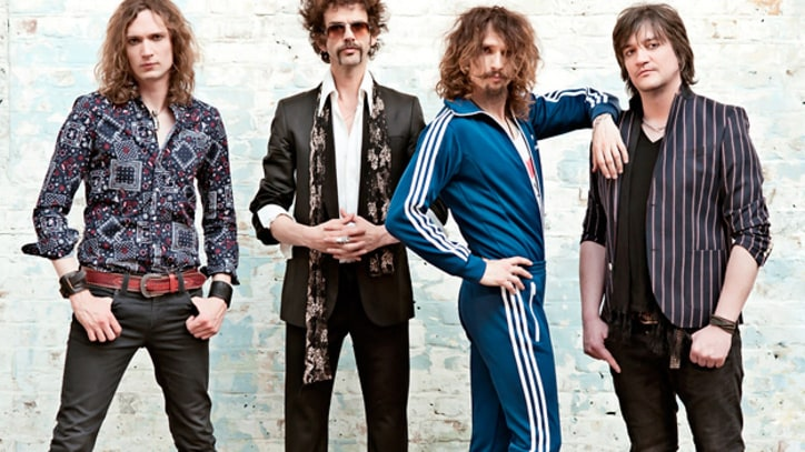Album Premiere: The Darkness, 'Hot Cakes'