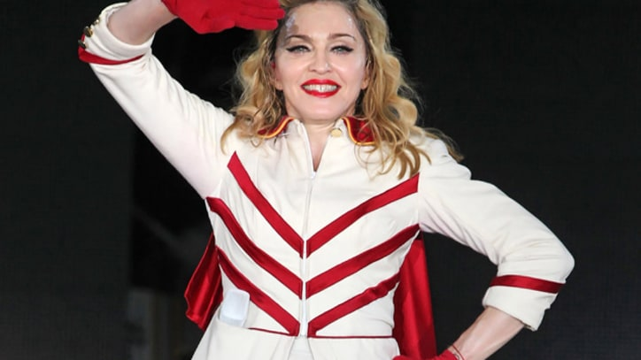 Madonna Challenges St. Petersburg Gay Pride Ban During Tour Stop