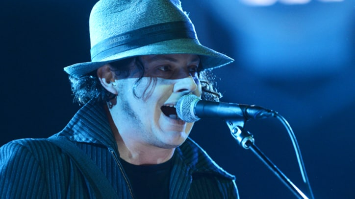 Jack White Talks 'Blunderbuss,' Hidden Tracks and Bob Dylan at the Grammy Museum