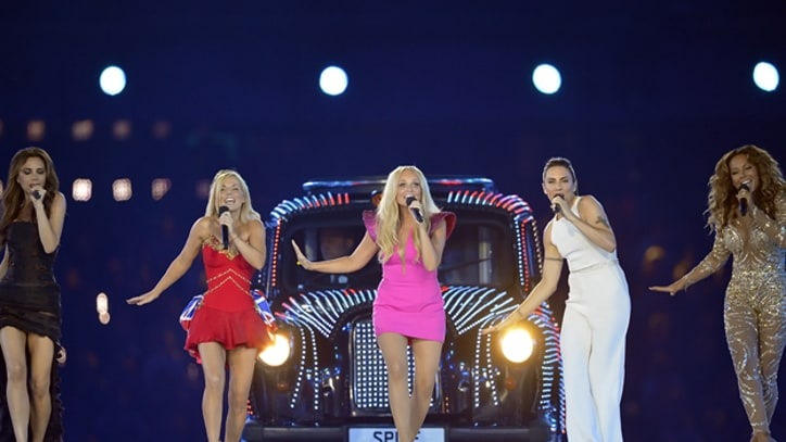 The Who, Spice Girls Perform at London Olympics Closing Ceremony