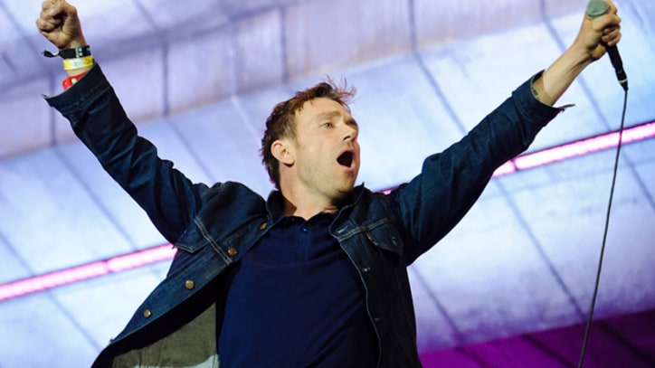 Blur's Olympic Closing Concert Released Digitally