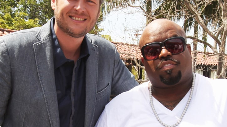 Cee Lo and Blake Shelton Both Releasing Christmas Albums