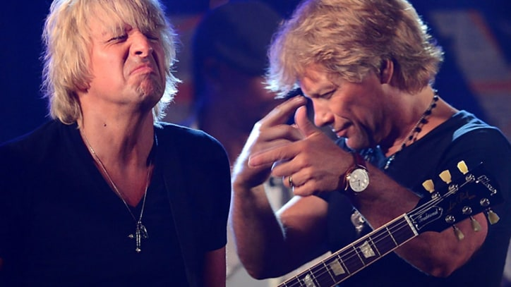Q&A: Bon Jovi's Richie Sambora on New Solo Album: 'My Stuff Is Pretty Universal'