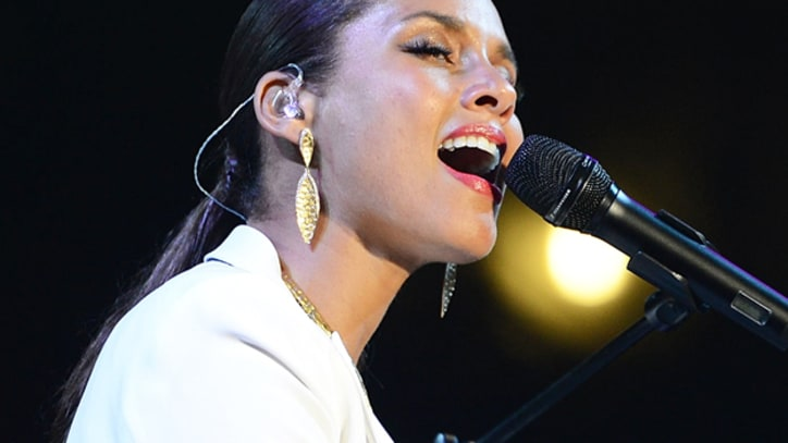 Alicia Keys Promises 'New Me' on Next Album, 'Girl on Fire'