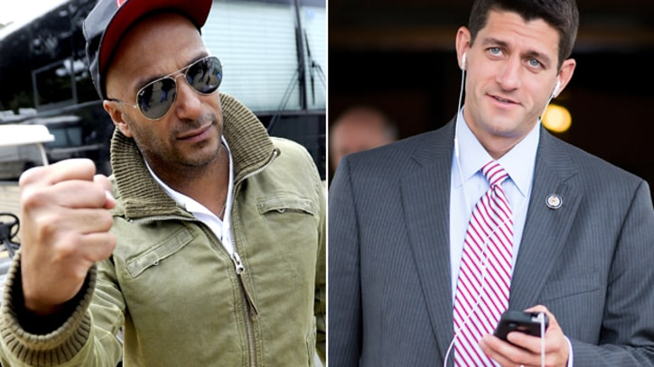 Tom Morello: 'Paul Ryan Is the Embodiment of the Machine Our Music Rages Against'