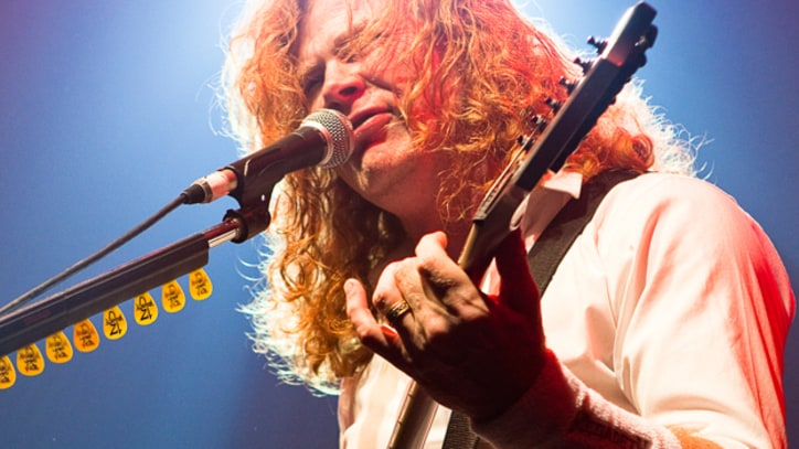 'Dark Knight' Shooting Victim Rips Dave Mustaine for Obama Comments