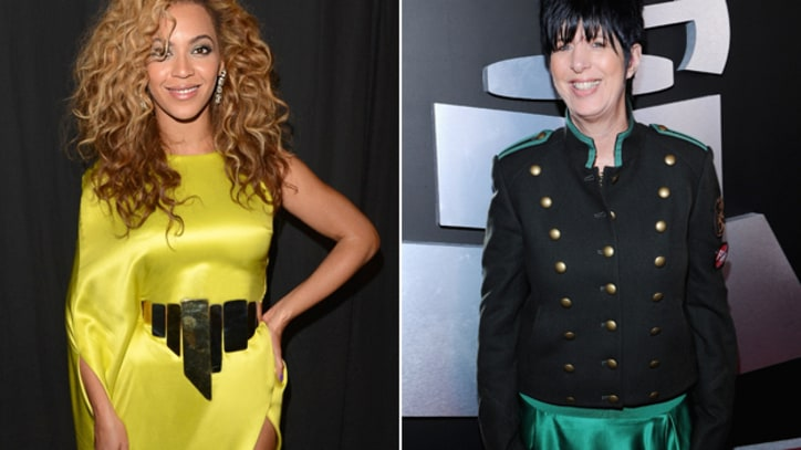 Beyonce Working on New Material With Diane Warren