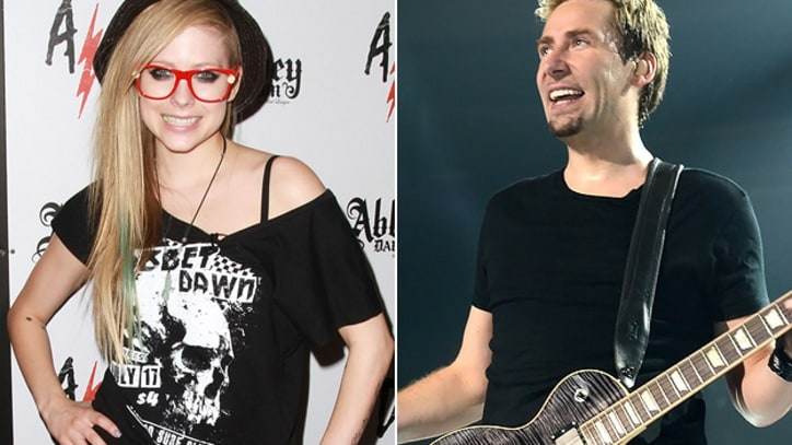 Avril Lavigne Engaged to Nickelback Singer Chad Kroeger