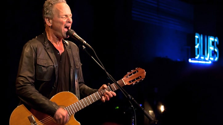 Lindsey Buckingham Brings 'Small Machine' to Austin
