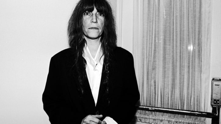Patti Smith: Family Life, Recent Loss, and New Album 'Gone Again'