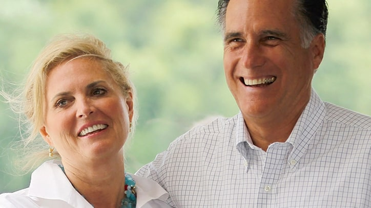 Mitt and Ann Romney Name Their Favorite Musicians