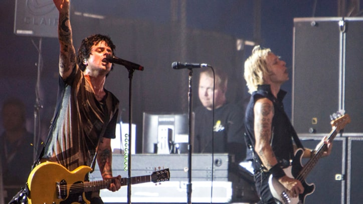 Green Day Rock Reading Festival