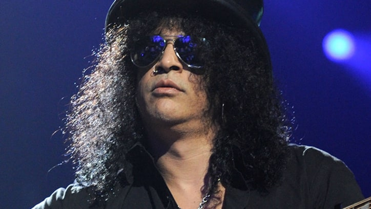 Slash Recalls Finding Mom Naked With David Bowie