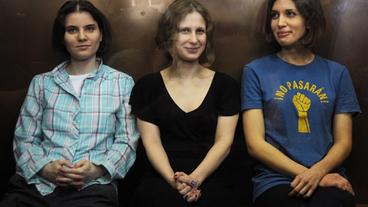 CBGB, Amnesty International Deliver Letter of Support for Pussy Riot