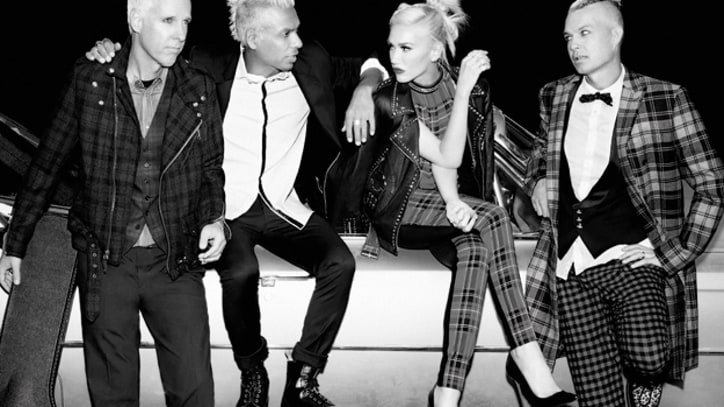 No Doubt Debuts Diplo-Produced 'Push and Shove'